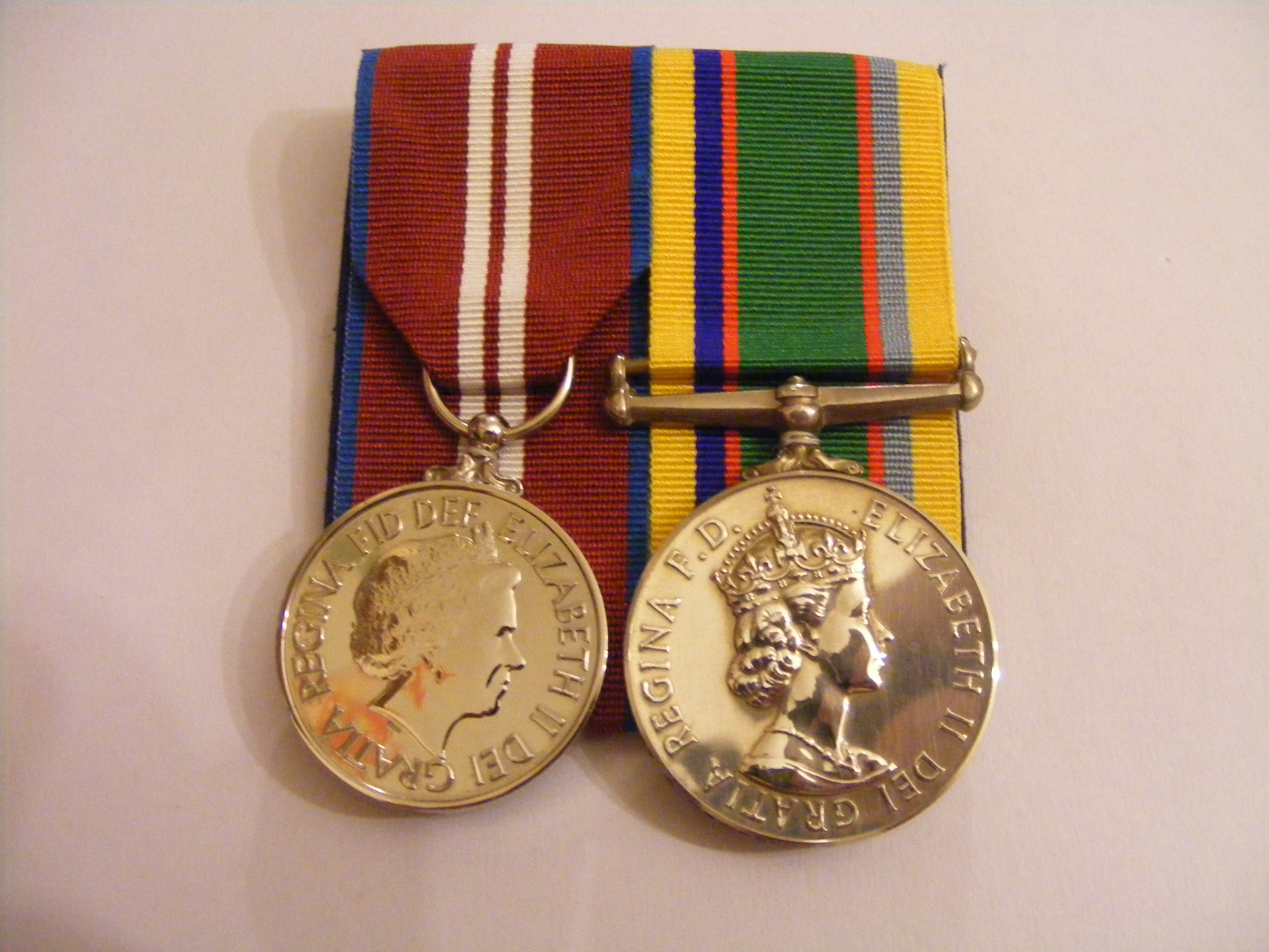 medals jubilee ltd manchester operational with diamond made ready sets and iraq service queens medal afghanistan golden clasp